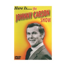 Here Is…. the Johnny Carson Show