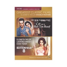 TCM Greatest Classic Films—Elizabeth Taylor Double Feature