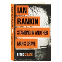 Standing In Another Man's Grave Rebus Is Back