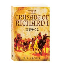 The Crusade Of Richard I 1189-92