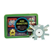 Mini Monsters Tin 60+ Monsters, Zombies & Ghouls To Make!
