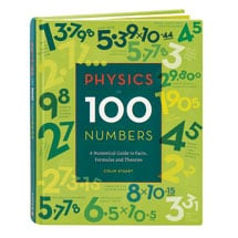 Physics In 100 Numbers A Numerical Guide To Facts, Formulas And Theories