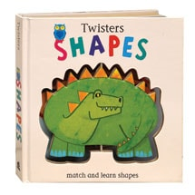 Twisters: Shapes