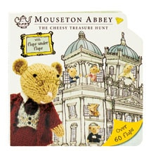 Mouseton Abbey: The Cheesy Treasure Hunt