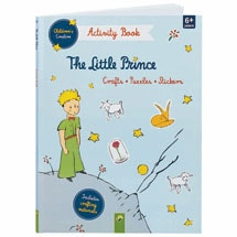 The Little Prince Activity Book