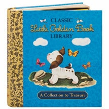 Classic Little Golden Book Library Boxed Set