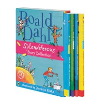 Roald Dahl Splendiferous Story Collection