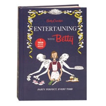 Entertaining With Betty Betty Crocker