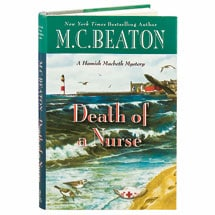 Death Of A Nurse A Hamish Macbeth Mystery