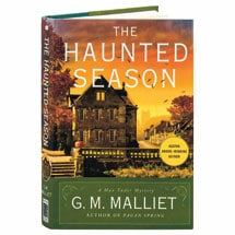 The Haunted Season A Max Tudor Mystery