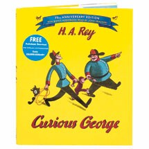 Curious George 75th Anniversary Edition