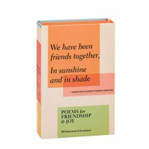 Poems For Friendship and Joy
