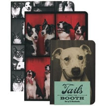 Tails from the Booth -Set of 3 Notebooks